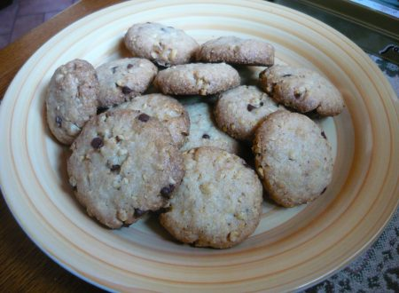Biscotti alle nocciole