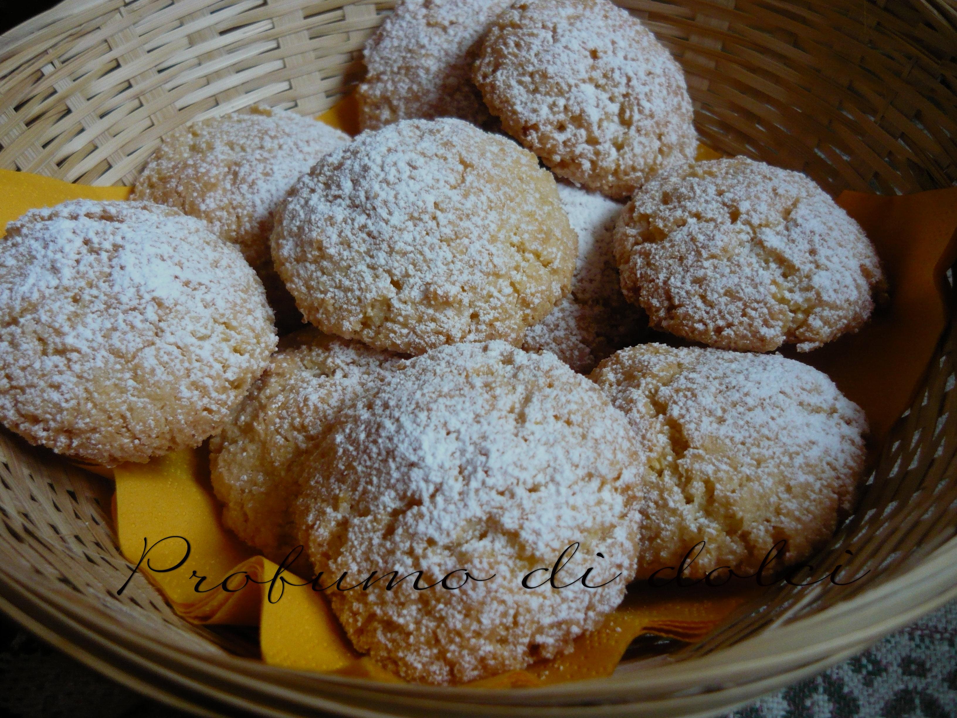 Dolcetti al cocco senza glutine e senza uova - Pappaecicci