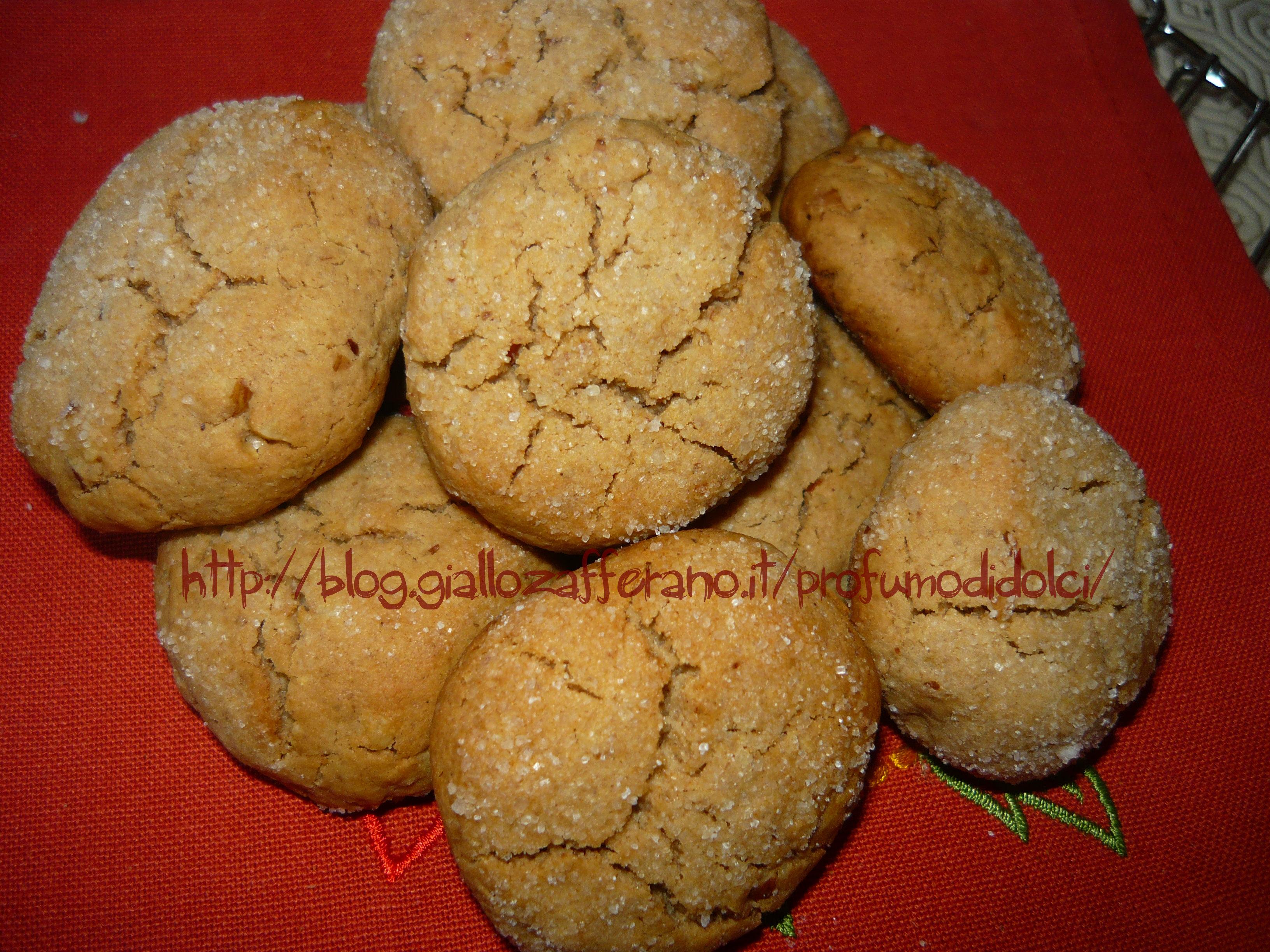 Dolci Da Credenza Biscotti Alle Nocciole : Nocciole archives profumo di dolci