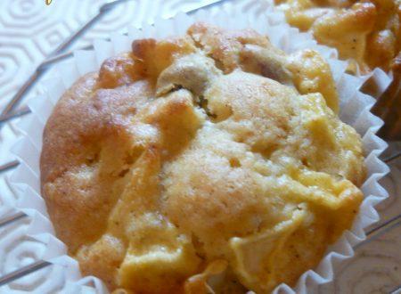 Mini muffin alle mele