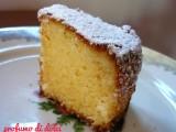 torta margherita al passito