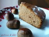 torta alla farina di castagne 3