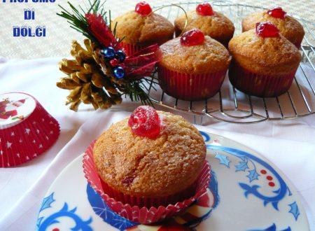 Muffin ai canditi