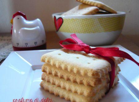 Biscotti Petit-beurre