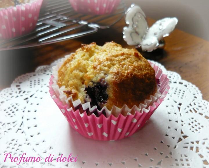 muffin lemon curd