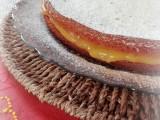 torta soffice alla crema di arance