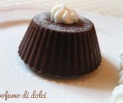 Tortino fondente al cioccolato (senza cottura)