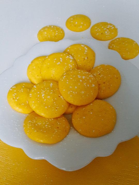 Fiocchi di mimosa