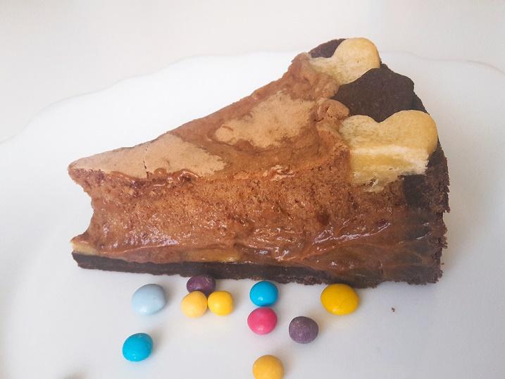 crostata nutella e mascarpone