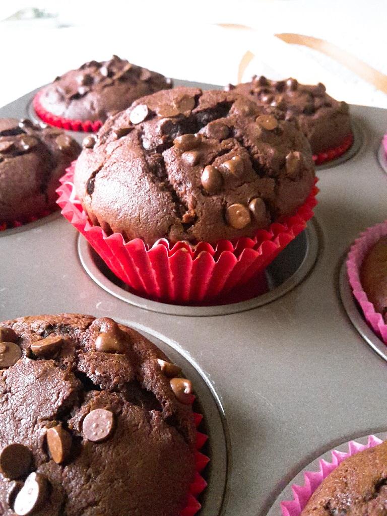 muffin cuore morbido