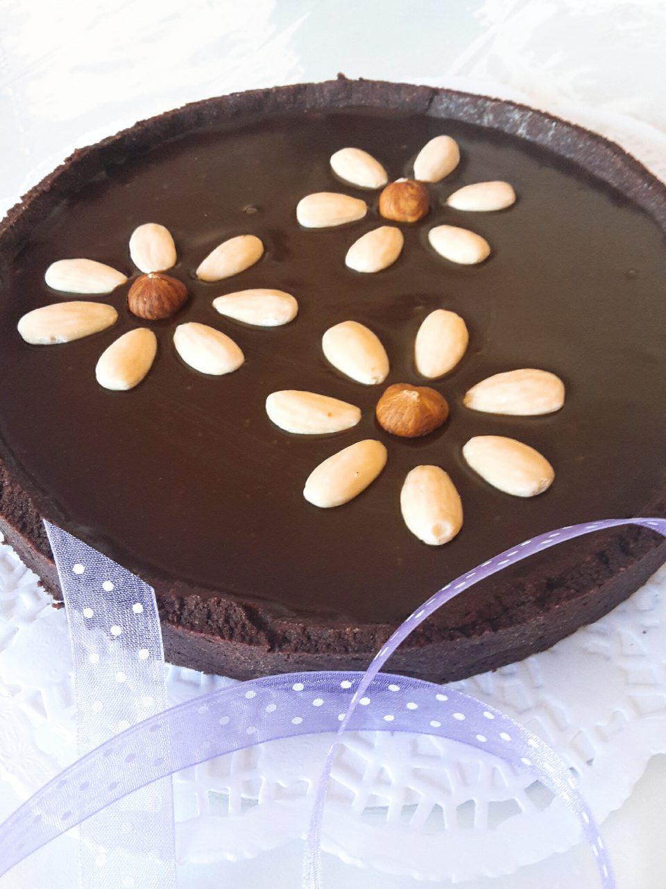 crema al cioccolato per crostate strepitose