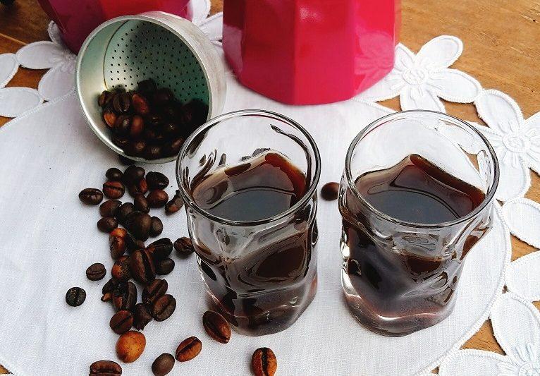 LIQUORE cremoso al CAFFE'