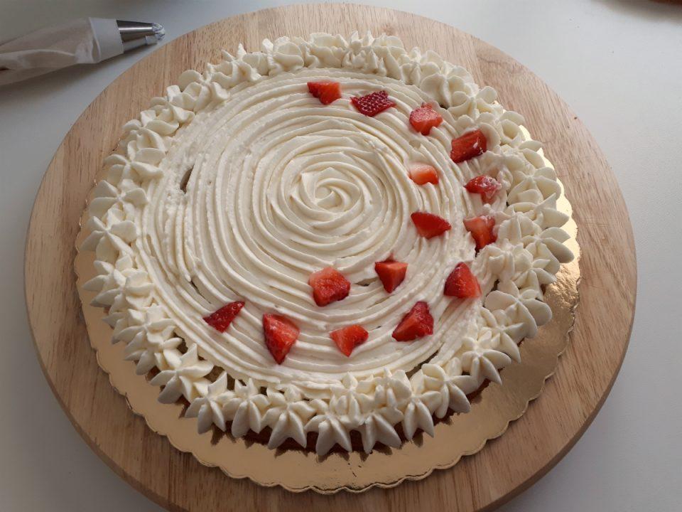 naked cake come si fa