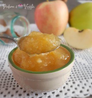 confettura di mele arance e cannella
