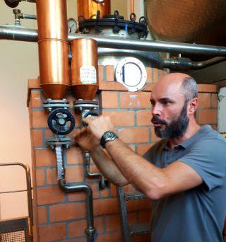 seconda fase distillazione