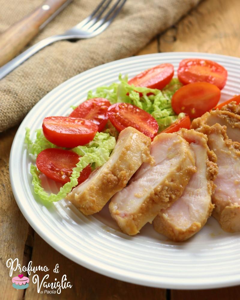 tagliata di pollo
