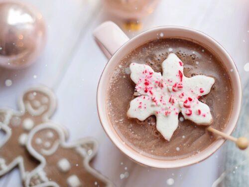 Cioccolata in tazza fatta in casa