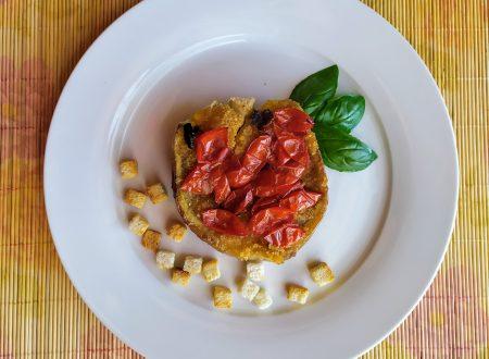 Melanzane al forno (Ricetta tradizionale Sarda)