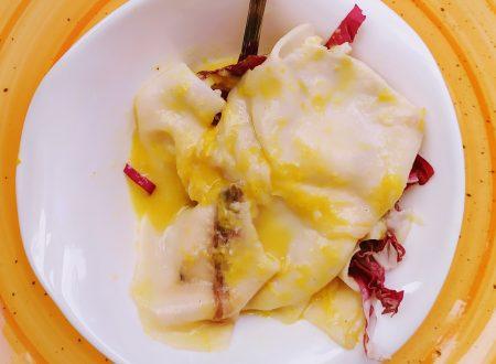 Pesce spada in salsa dorata