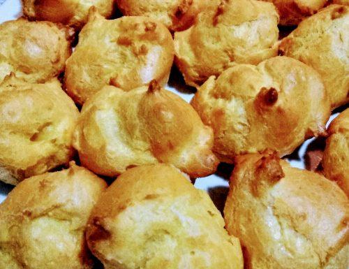 Pasta choux ( impasto per bignè)