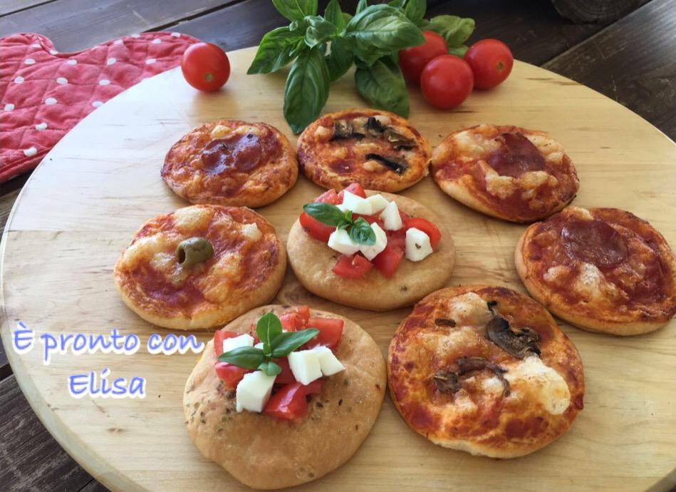 Pizzette multigusto