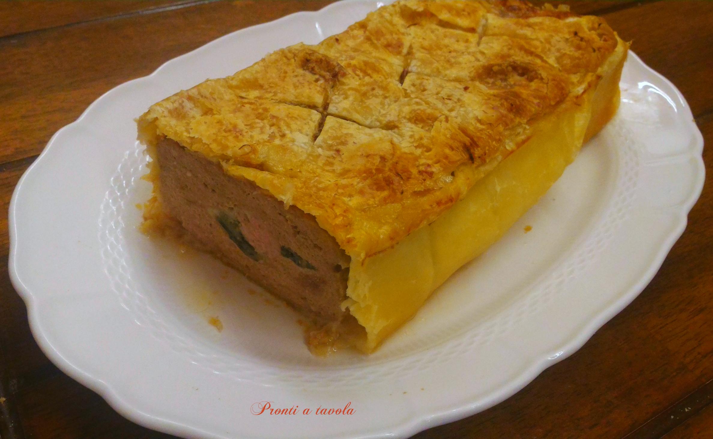 Polpettone In Crosta Pronti A Tavola! #9D6B10 2375 1462 Polpettone Classico Cucina
