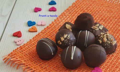 Cioccolatini ai frollini