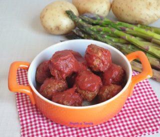 Polpette di patate e asparagi