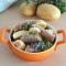 Salsiccia e patate al vino bianco