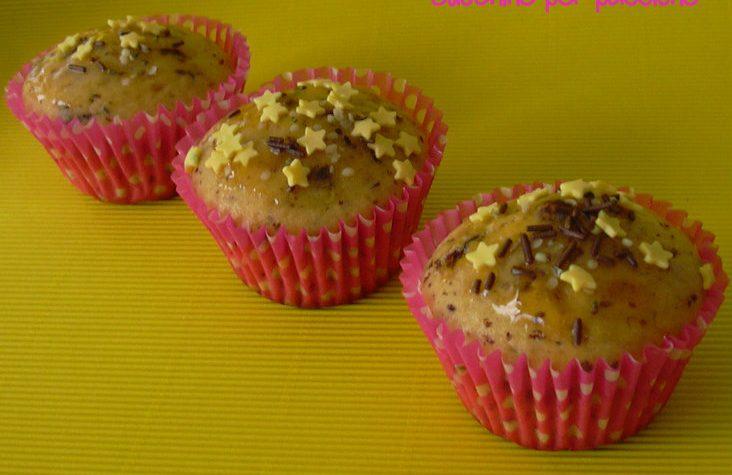 Muffin ai semi di canapa