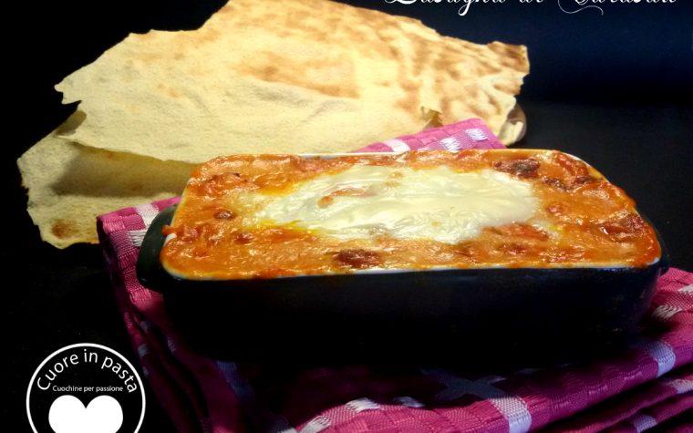 Lasagna al Carasau