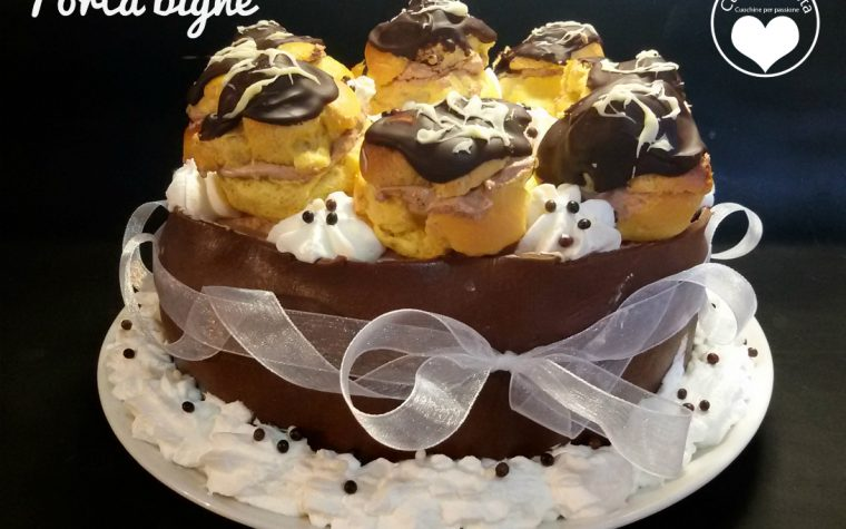 Torta bigne'