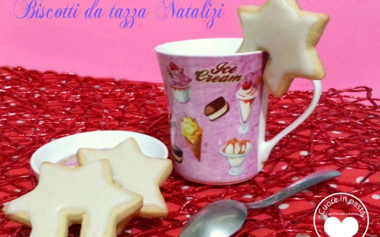 Biscotti da tazza Natalizi