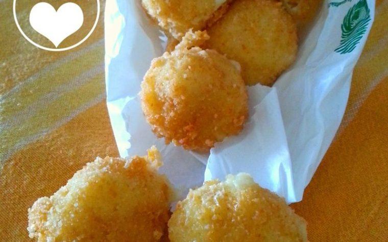 Crocchette di prosciutto