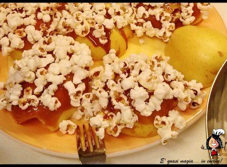 MELE CARAMELLO E… Pop Corn!
