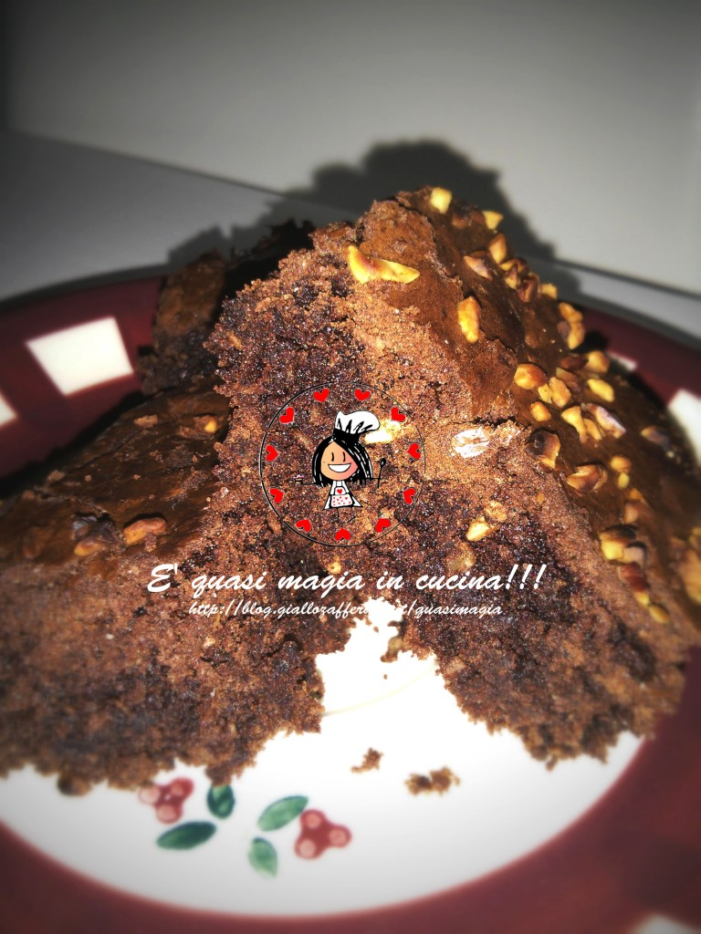 brownies cocco e cioccolato1