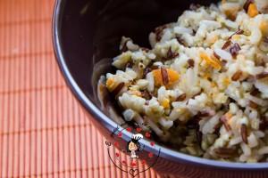 riso e grano saraceno