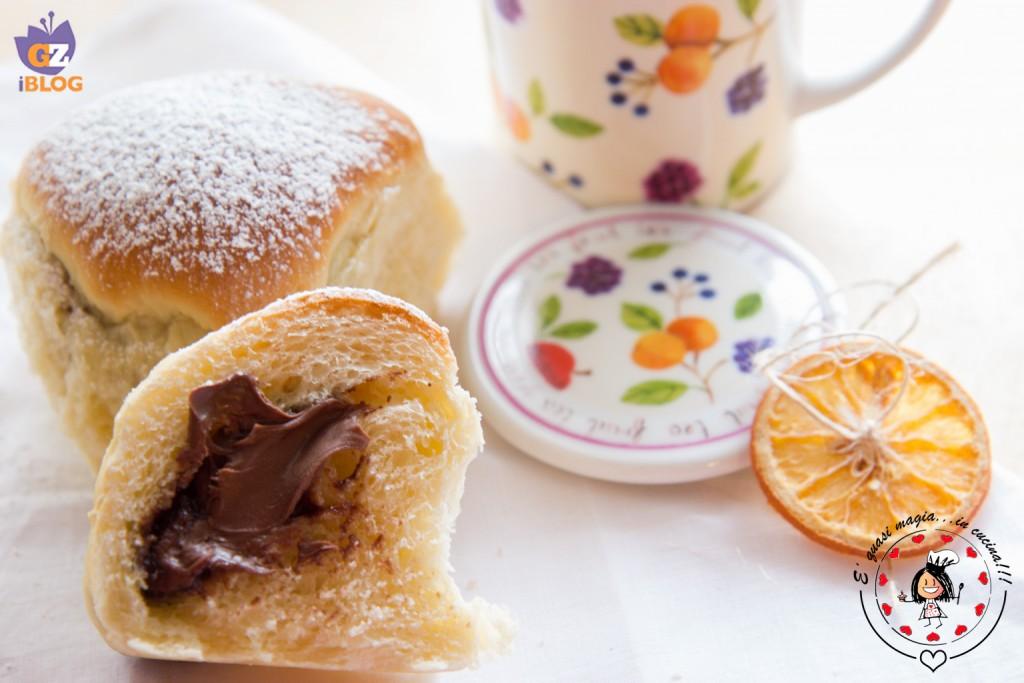 Danubio dolce alla nutella