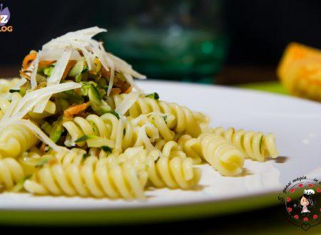 Pasta light vegetariana