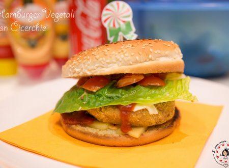 Hamburger Vegetali con Cicerchie