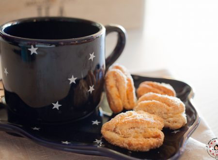 Biscotti di ricotta senza uova