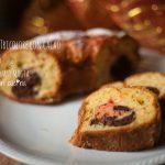Ciambella Tricolore con cacao e alchermes