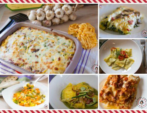 Primi piatti per Natale