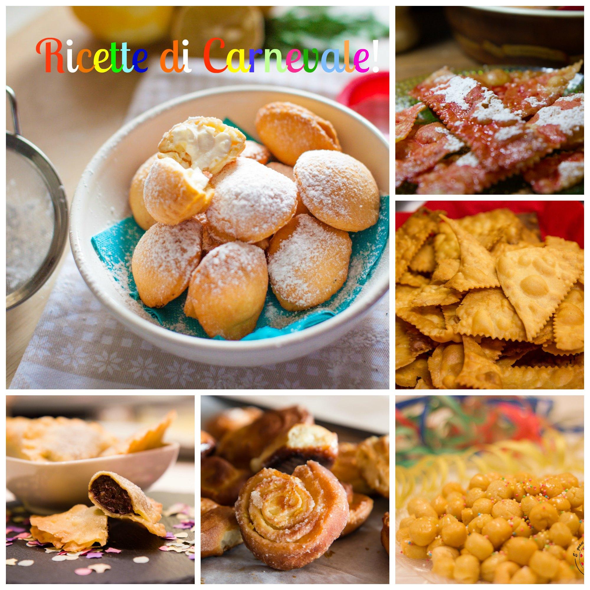 Dolci di carnevale marchigiani e 39 quasi magia in cucina for Ricette dolci di carnevale