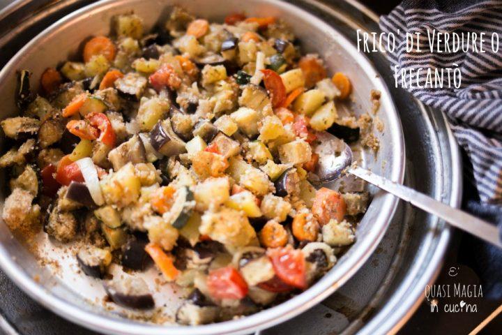 Fricò o Frecantò di verdure marchigiano