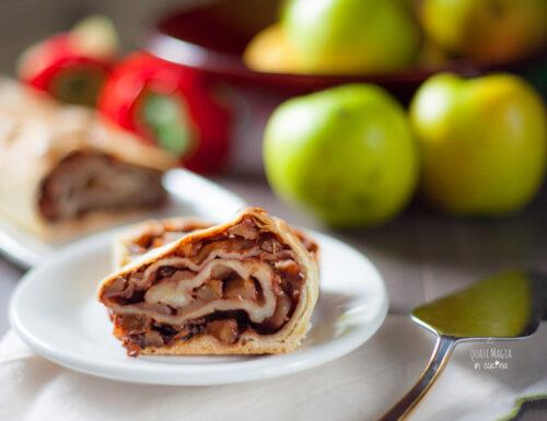 Strudel di mele ricetta semplice