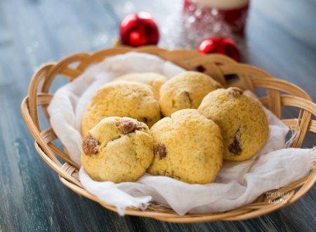 Zaletti biscotti con farina di mais
