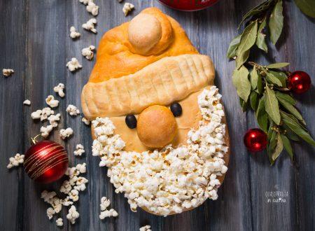 Babbo Natale di Pane e pop corn