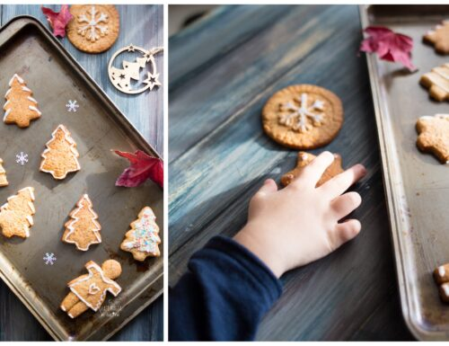 Biscotti pan di zenzero ricetta di Natale