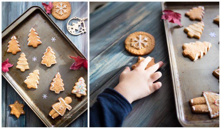 biscotti pan di zenzero ricetta